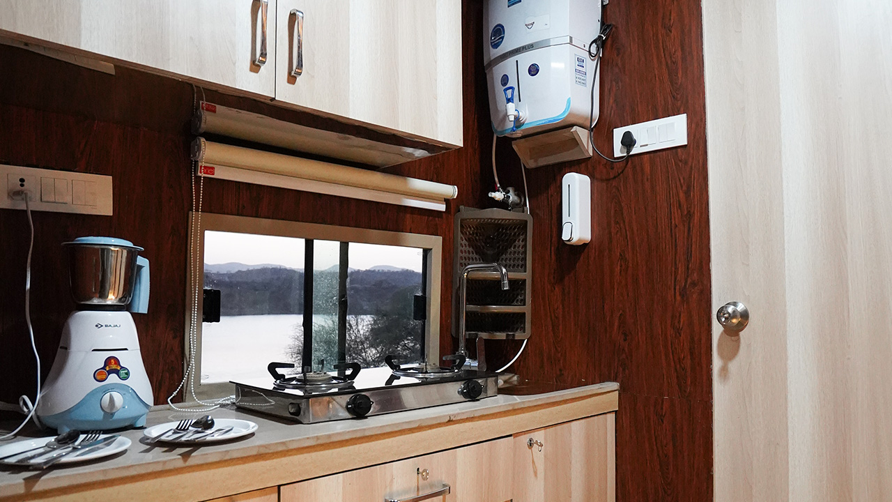 India's fully equipped Camper Van