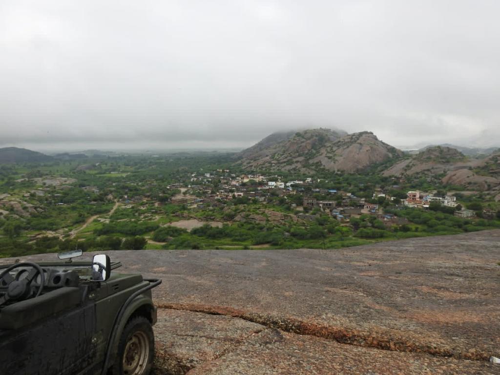 Sight-Seeing in Jawai